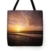 Sunrise, Sandymount Strand Dun Tote Bag