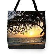 Sunrise Time Tote Bag