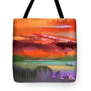 Sunset 04 Tote Bag