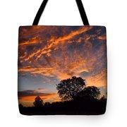 Sunset 07 26 12 Tote Bag