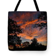 Sunset 07 26 12 Two Tote Bag