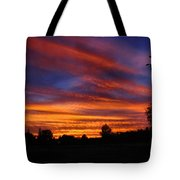 Sunset 2   09 22 12 Tote Bag