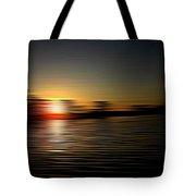 Sunset Art 1 Tote Bag