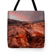 Sunset At Liitle Finland Tote Bag