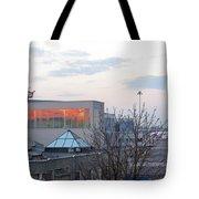 Sunset At Vno Tote Bag