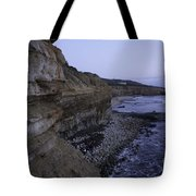 Sunset Cliffs Tote Bag