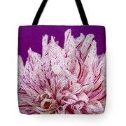 Sunset Dahlia 1 Tote Bag