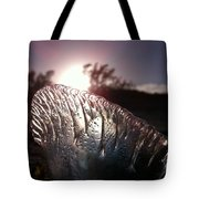 Sunset For Man-o-war Tote Bag