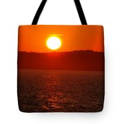 Sunset II Tote Bag