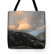 Sunset In Jasper Tote Bag