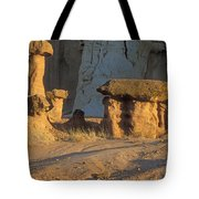 Sunset In Paria Canyon Wilderness Tote Bag