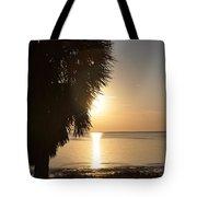 Sunset Is Just Around The Corner Tote Bag