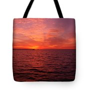 Sunset Iv Tote Bag