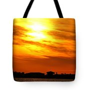 Sunset Ix Tote Bag