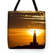 Sunset Obelisk Tote Bag