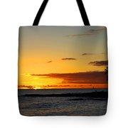 Sunset On Kauai Tote Bag
