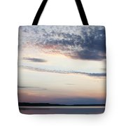 Sunset On Lovewell Tote Bag
