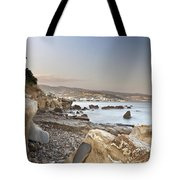 Sunset On The Mediterranean Tote Bag by Joana Kruse