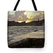 Sunset Over Dubrovnik 2 Tote Bag