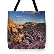 Sunset Over Red Rocks Tote Bag