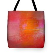 Sunset River Tote Bag