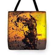 Sunset Splash 3 Tote Bag