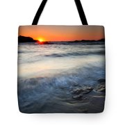 Sunset Uncovered Tote Bag