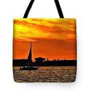 Sunset Xii Tote Bag