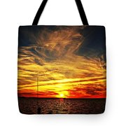 Sunset Xiii Tote Bag