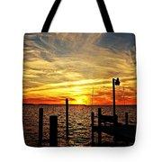Sunset Xv Tote Bag