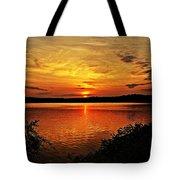 Sunset Xxi Tote Bag
