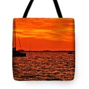 Sunset Xxii Tote Bag
