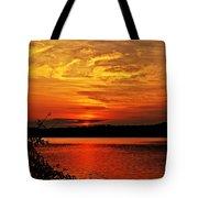 Sunset Xxiv Tote Bag