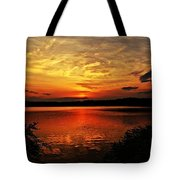 Sunset Xxv Tote Bag