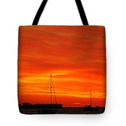 Sunset Xxvii Tote Bag