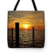 Sunset Xxviii Tote Bag