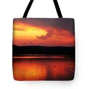 Sunset Xxxii Tote Bag