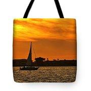 Sunset Xxxiii Tote Bag