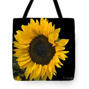 Sunshine In The Night Tote Bag