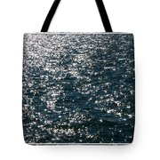 Sunshine Sparkling On Lake Erie Tote Bag