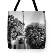 Suntan Lane Palm Springs Tote Bag