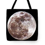 Super Moon 2012 Tote Bag