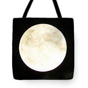 Super Moon I Tote Bag