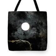 Super Moon II Tote Bag