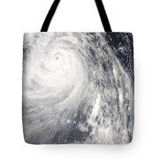 Super Typhoon Wipha Tote Bag
