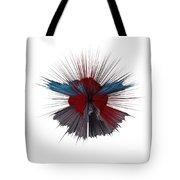 Superman's Heart Tote Bag