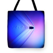 Supersonic Bullet Tote Bag