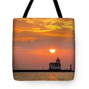 Supraliminal Sunrise Tote Bag