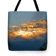 Supreem Sunset I Tote Bag
