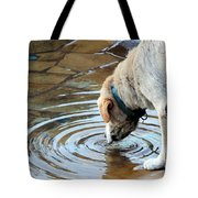 Sure Is Good On A Hot Day Tote Bag